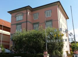 Hotel Villa Flores, hotel a Marina di Pietrasanta