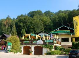 Hotel Gebirgshäusl, Hotel in Bischofswiesen