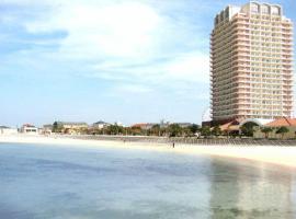 The Beach Tower of Okinawa