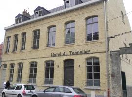 Au Tonnelier, hotel in Bergues