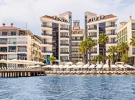 Poseidon Hotel - Scene Concept, מלון במרמריס