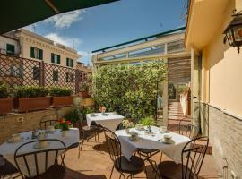 Hotel Borromeo, hotel in Rome