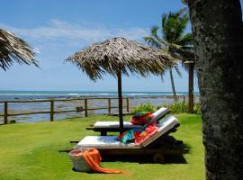 Pousada Farol das Tartarugas, hotel in Praia do Forte