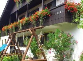 Gästehaus Sonnleit`n, Hotel in der Nähe von: Bayernhanglift, Lenggries