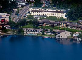 Lake Placid Summit Hotel, hotel with pools in Lake Placid