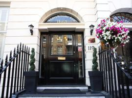 Marylebone Inn, pet-friendly hotel in London