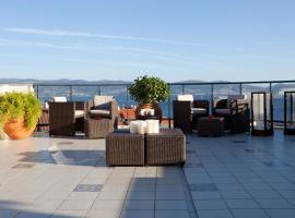 Hotel Carlos I Silgar: Sanxenxo'da bir otel