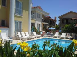 Karaca Apart Hotel, מלון בדליאן