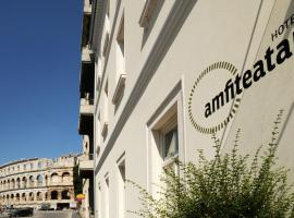 Hotel Amfiteatar, hotel near Archaeological Museum of Istria, Pula