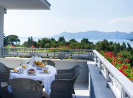 Aparthotel Miramare, hotel in Makarska