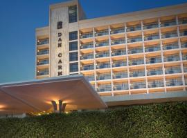 דן כרמל, מלון בחיפה