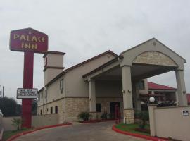 Palace Inn Houston, motel in Houston