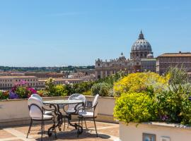 Atlante Star Hotel, hotel in Rome