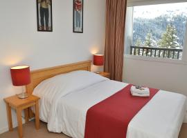 Residence les Pleiades, hotel in Flaine