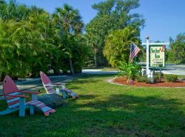 Anchor Inn and Cottages, resort village in Sanibel