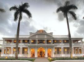 グランド パシフィック ホテル
