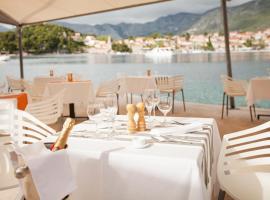 Hotel Croatia, hotel di lusso a Cavtat