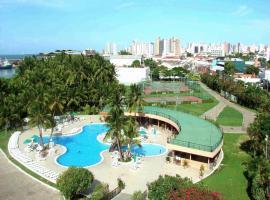 Marina Park Hotel, hotel in Fortaleza