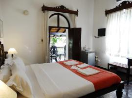 WelcomHeritage Panjim Pousada, hotel near Bridge Panji, Panaji