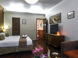 Chalet del Carmen, Coyoacán, hotel in Mexico City