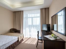 Отель Н, отель в Новосибирске