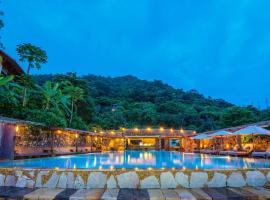 Veranda Natural Resort, spa hotel in Kep