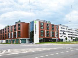 Hotel Piast Wrocław Centrum, hotel in Wrocław