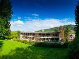 Hotel Podium – hotel w pobliżu miejsca Skocznia narciarska Wisła-Malinka w Wiśle