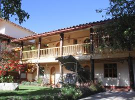 Iorana Urubamba, hotel in Urubamba