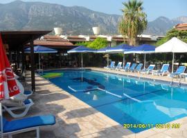 Club Alda, отель в Лапитосе