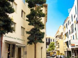 Residencial Monaco, hotel no Funchal