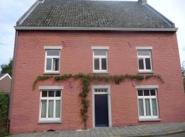 Het Rode Huis, budget hotel in Mechelen