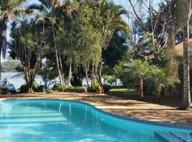 Camping Casa do Lago, budget hotel in Brasilia
