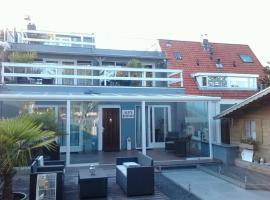 Alex Rooms, pension in Zwanenburg