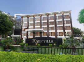 Hotel Pushp Villa Agra Taj East Gate
