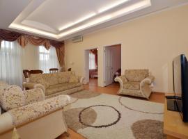 Nice Flats Smolenskaya, апартаменты/квартира в Москве