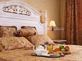 Bayangol Hotel, отель в Улан-Баторе