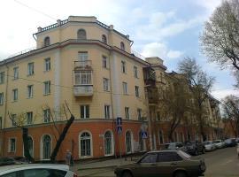 Homestay in Irkutsk