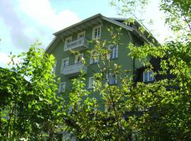 Europäisches Gästehaus
