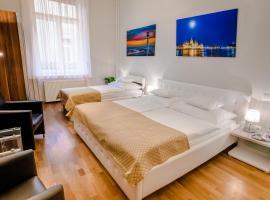 Anabelle Bed and Breakfast: Budapeşte'de bir Oda ve Kahvaltı