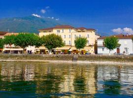 Hotel Tamaro, hotel in Ascona