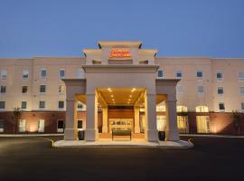 Hampton Inn & Suites Wilmington Christiana, hotel in Newark