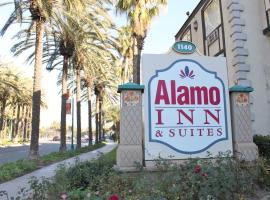 Alamo Inn and Suites - Convention Center, hotel near Knotts Berry Farm, Anaheim