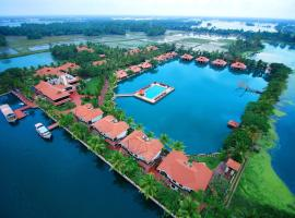 Lake Palace Backwater Resort Alleppey, luxury hotel in Alleppey