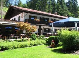 Landgasthof Sonnenhof, hotel near Olympia-Sportstatten, Klais