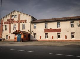 Třebovický mlýn, hotel in Ostrava