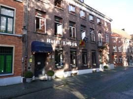 Hotel Ensor, hotel near Beguinage, Bruges