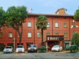 ホテル モリーノ ロッソ
