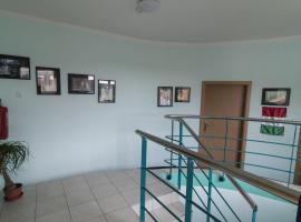 Penzion Hawwwran – hotel w pobliżu miejsca Čtyři Dvory Shopping Mall w Czeskich Budziejowicach