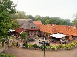 Herberg Erve Kots Logement, hotel in Lievelde